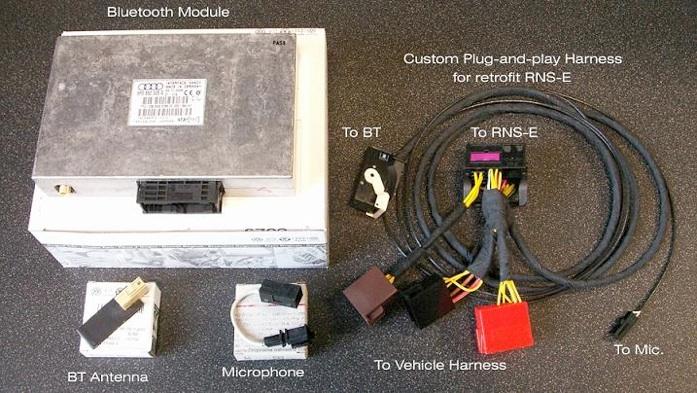 Audi Bluetooth Retrofit Kit: Audi A3 Bluetooth Wiring Diagram At Eklablog.co