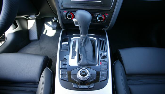 Audi CVT Transmission - Audi car gear